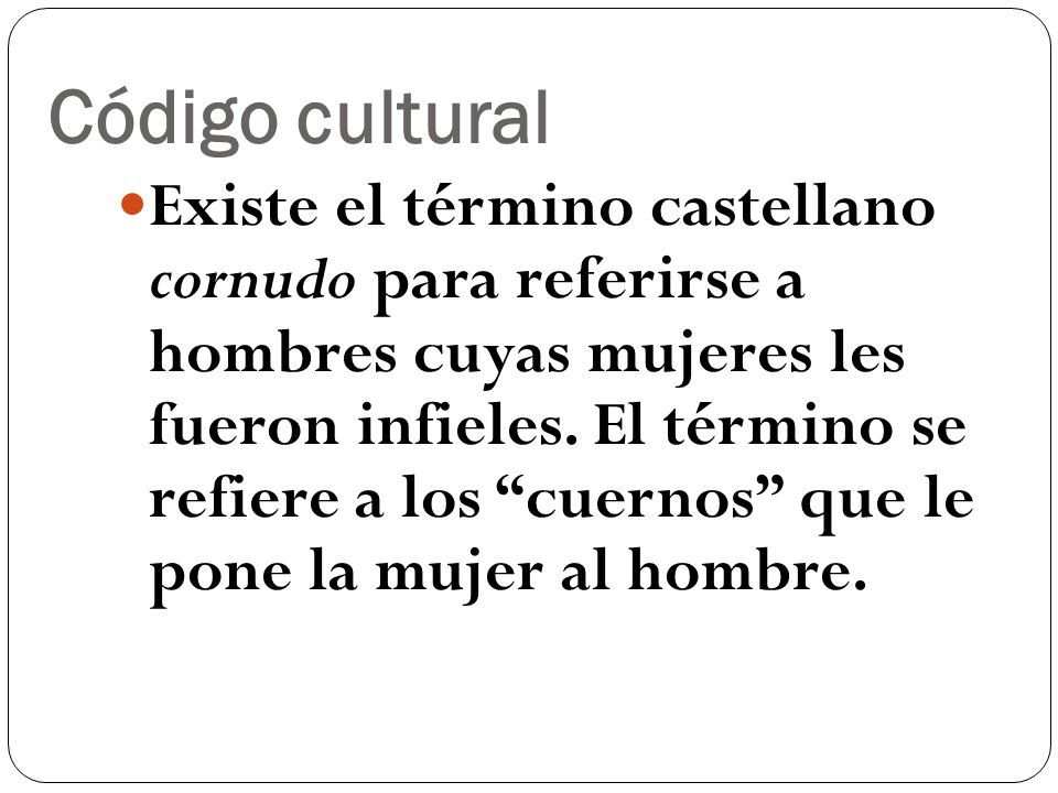 Código cultural