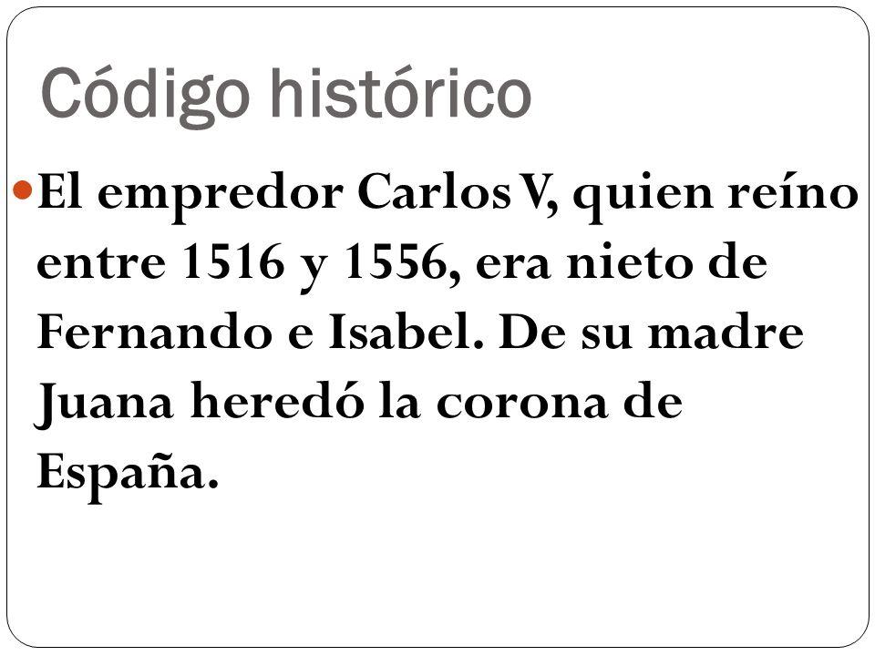 Código histórico