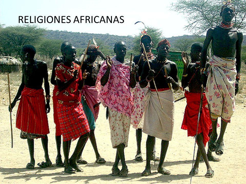 RELIGIONES AFRICANAS