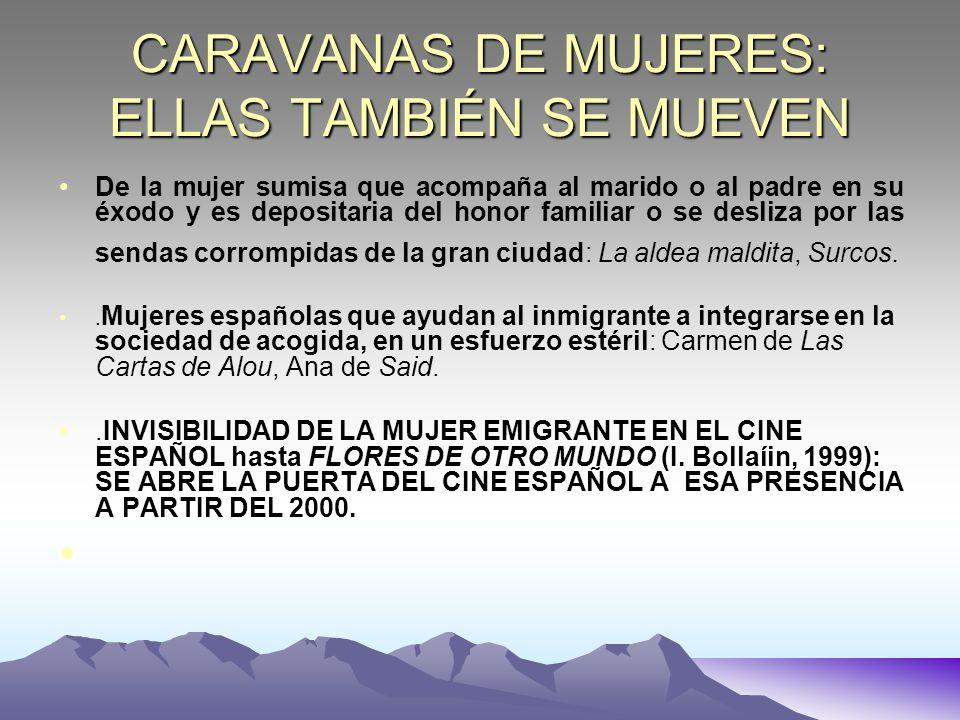 CARAVANAS DE MUJERES: ELLAS TAMBIÉN SE MUEVEN