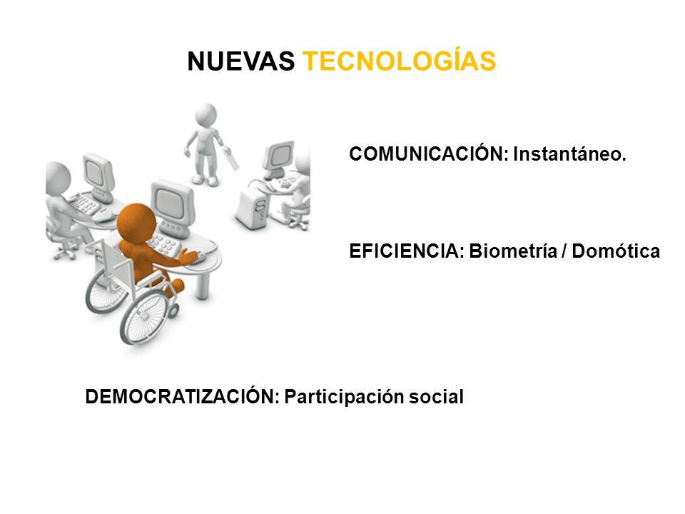 NUEVAS TECNOLOGÍAS COMUNICACIÓN: Instantáneo.