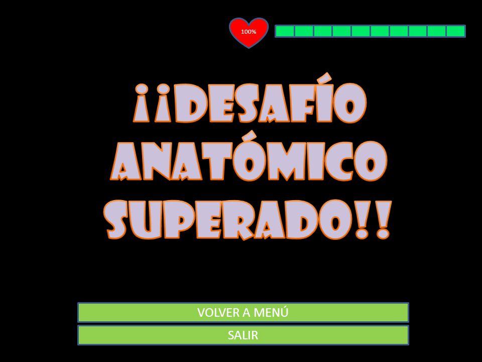 ¡¡DESAFÍO ANATÓMICO SUPERADO!!