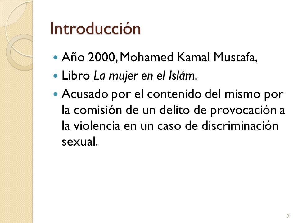 Introducción Año 2000, Mohamed Kamal Mustafa,