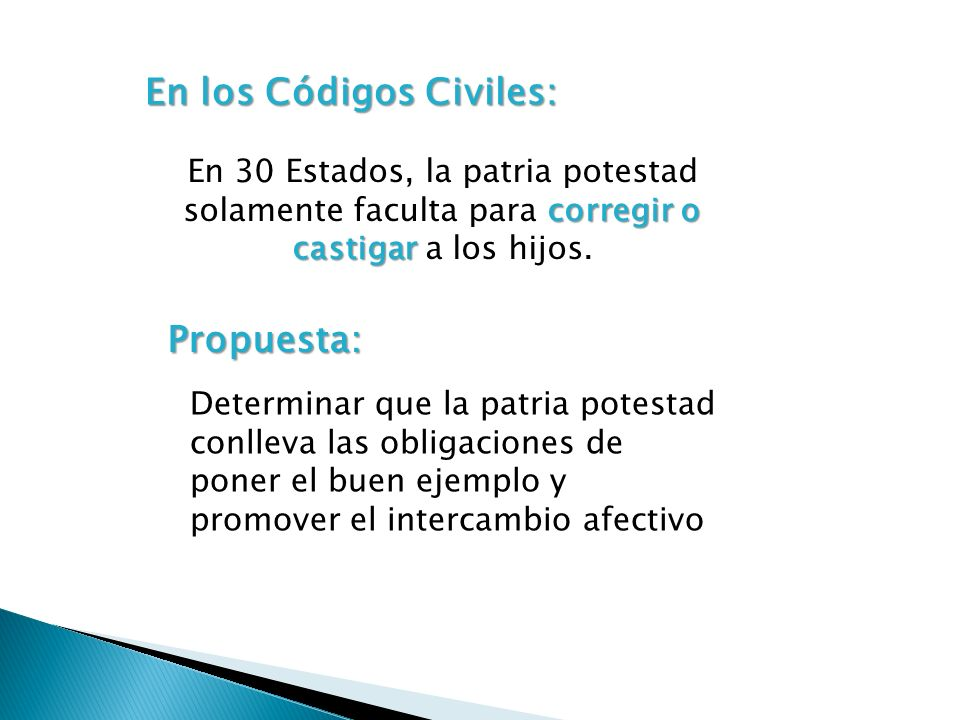 En los Códigos Civiles: