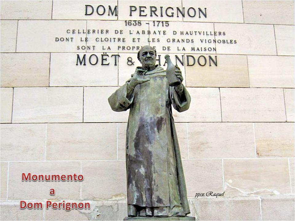 Monumento a Dom Perignon