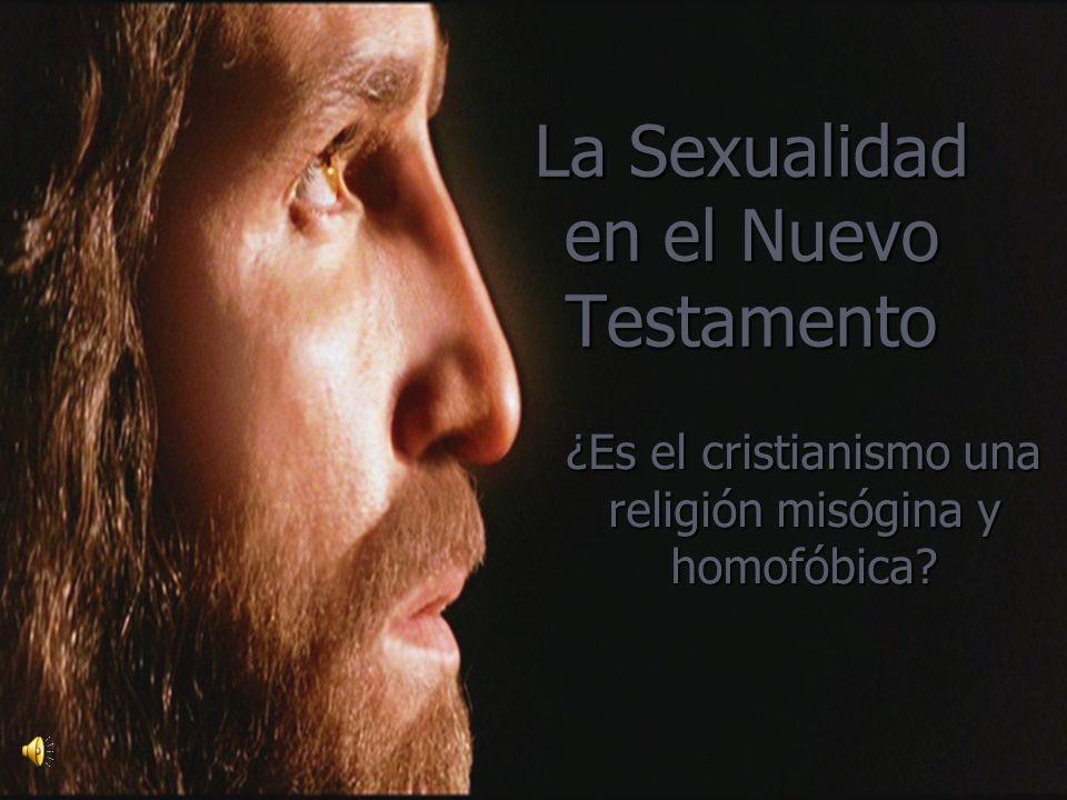 La Sexualidad en el Nuevo Testamento