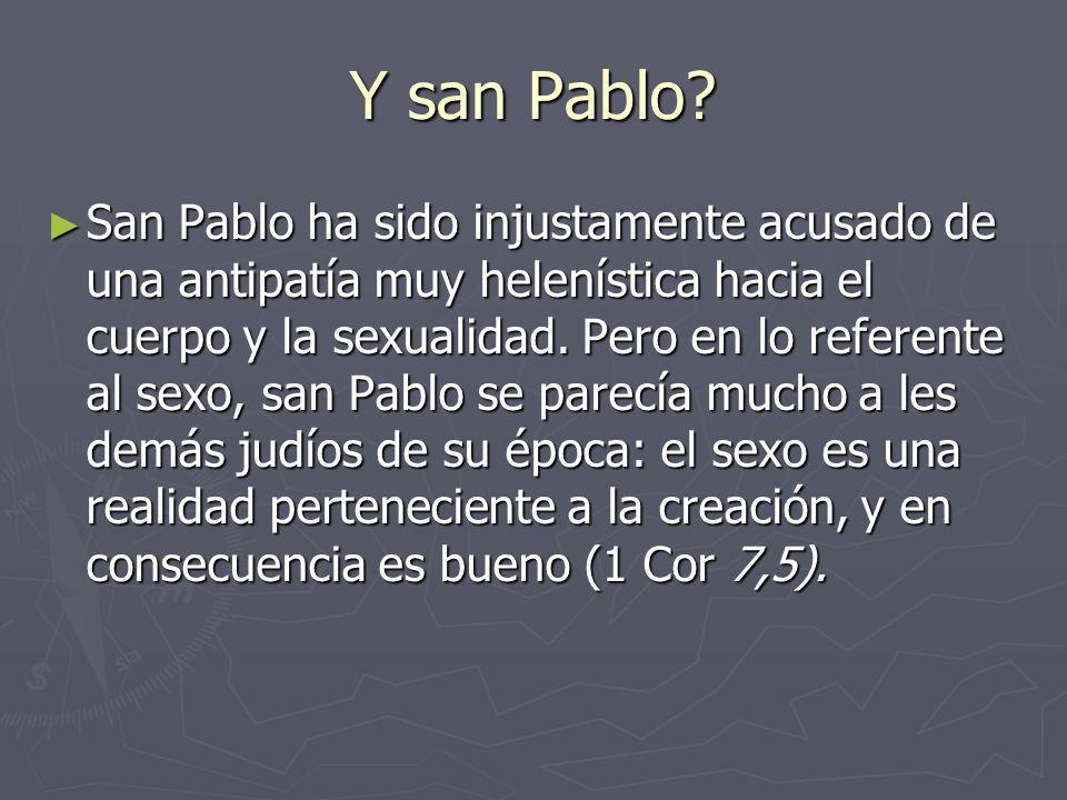 Y san Pablo