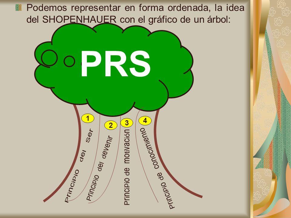 PRS Principio de conocimiento Principio de motivación