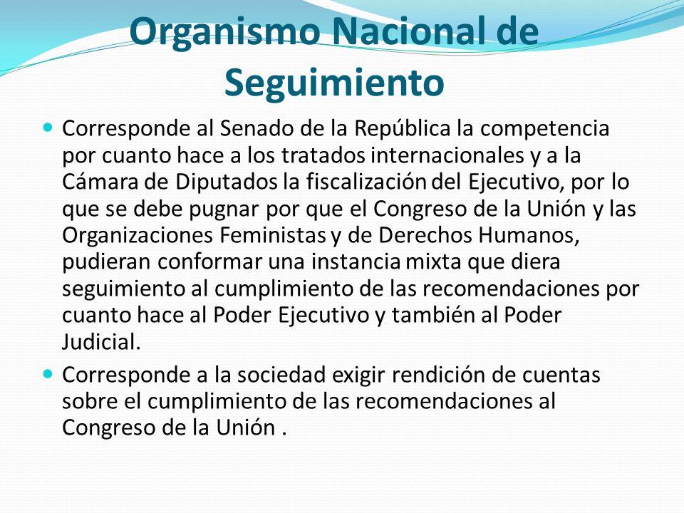 Organismo Nacional de Seguimiento
