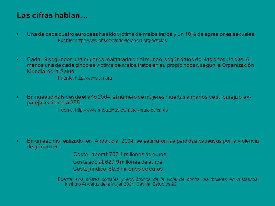 Las cifras hablan… Coste laboral: 707,1 millones de euros.