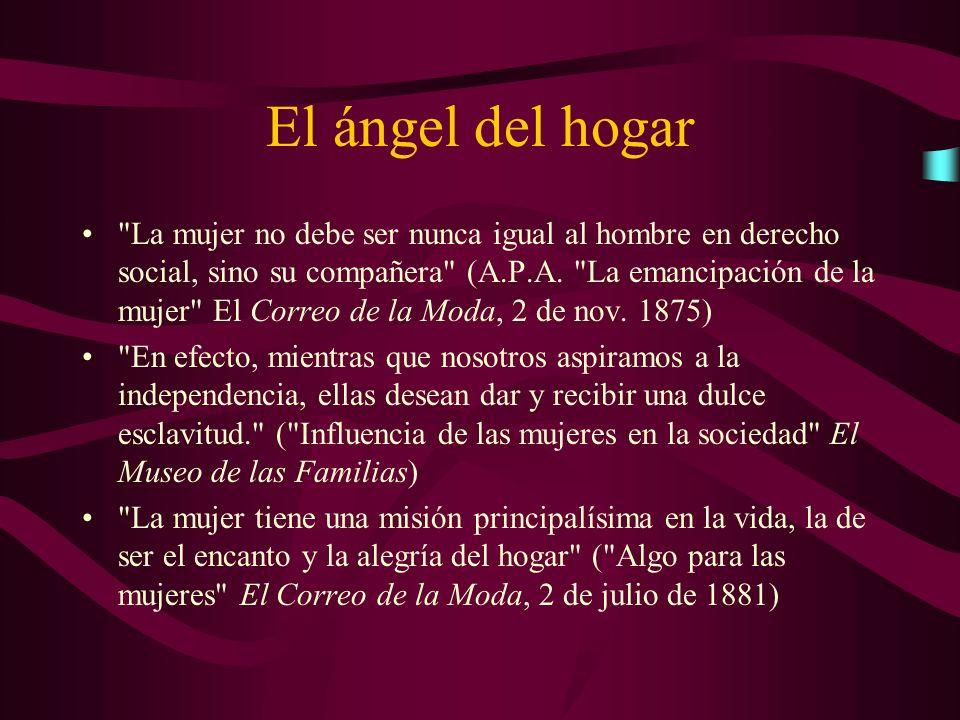 El ángel del hogar