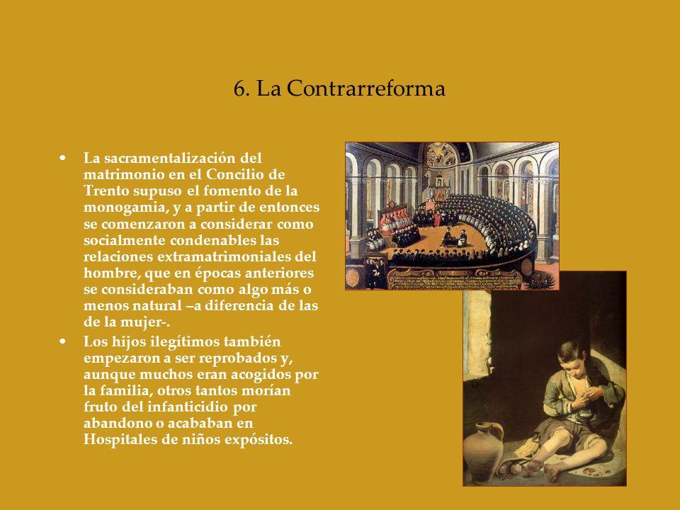 6. La Contrarreforma