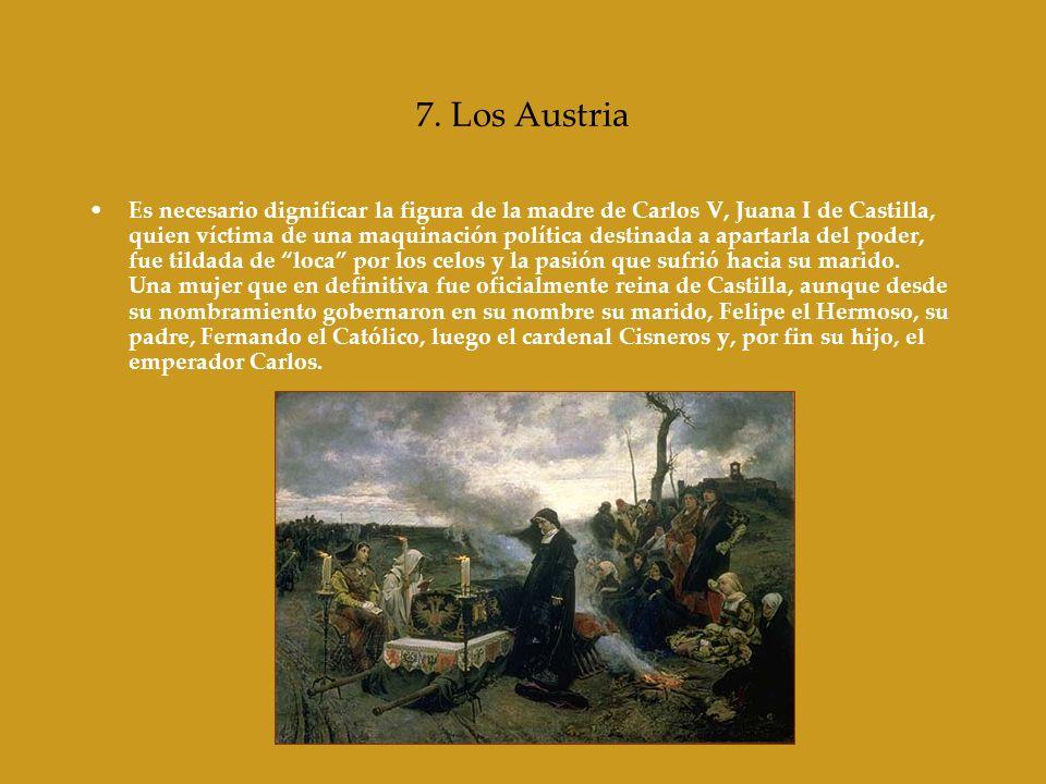 7. Los Austria