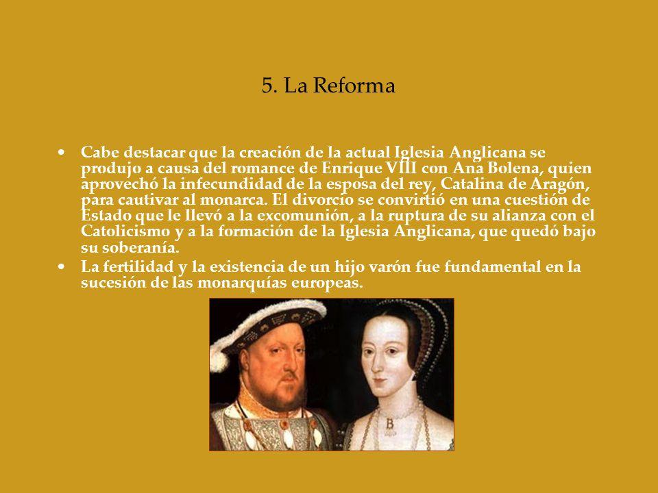 5. La Reforma