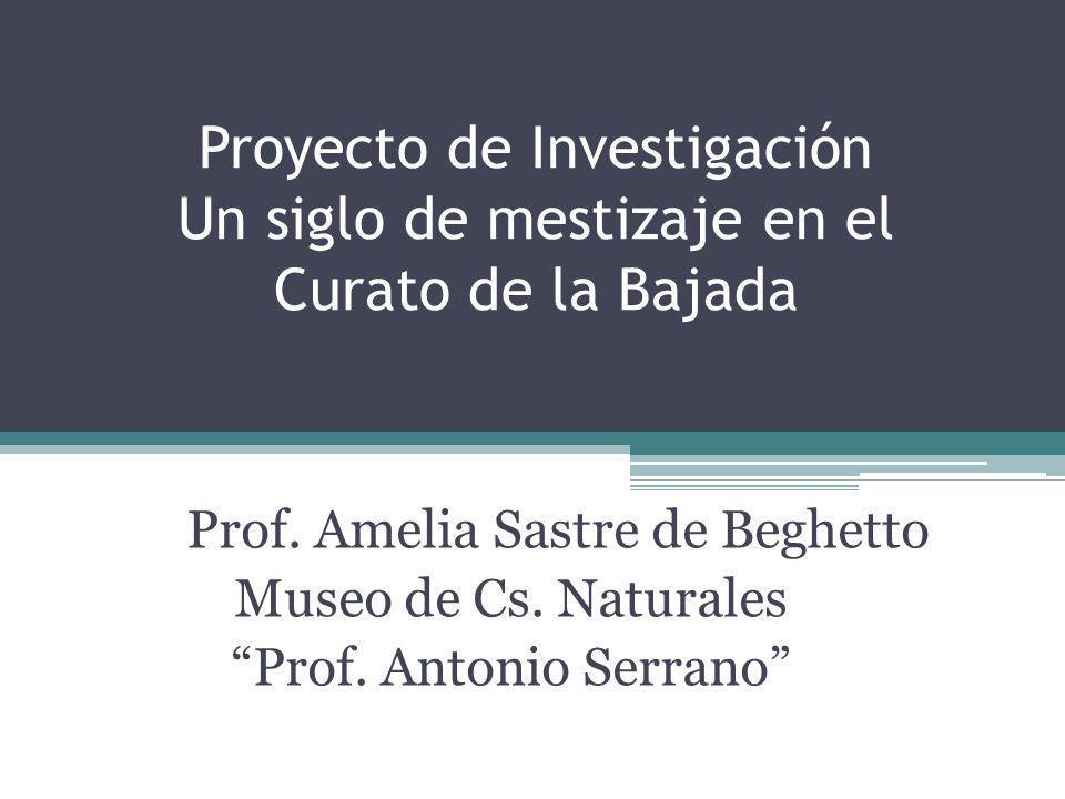 Prof. Antonio Serrano