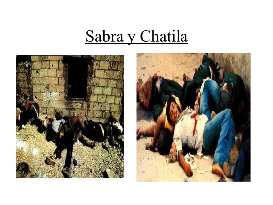 Sabra y Chatila