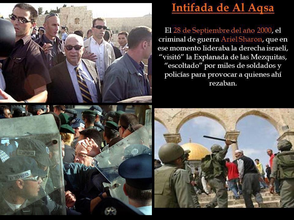 Intifada de Al Aqsa