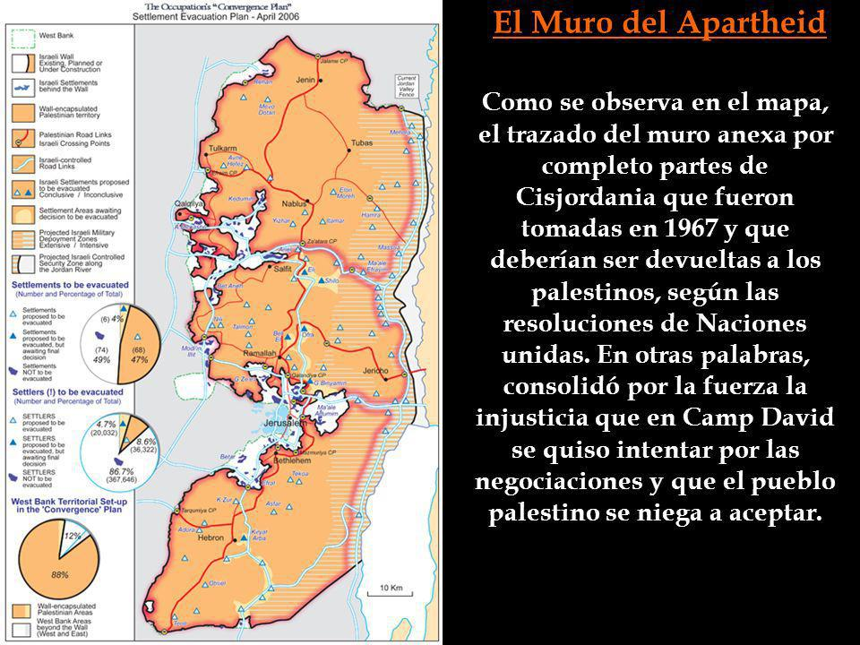 El Muro del Apartheid