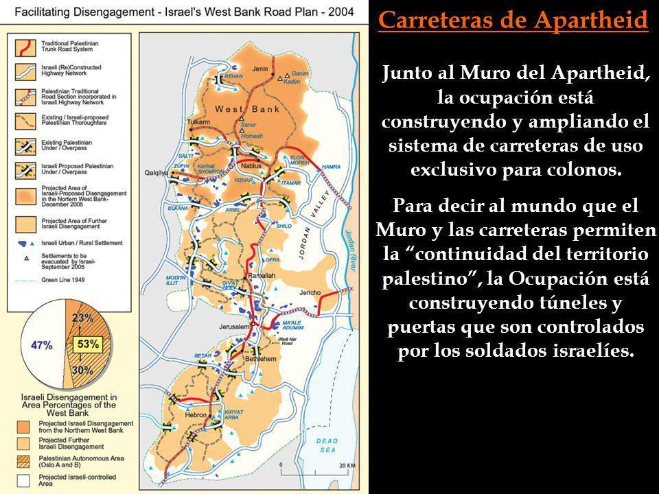 Carreteras de Apartheid