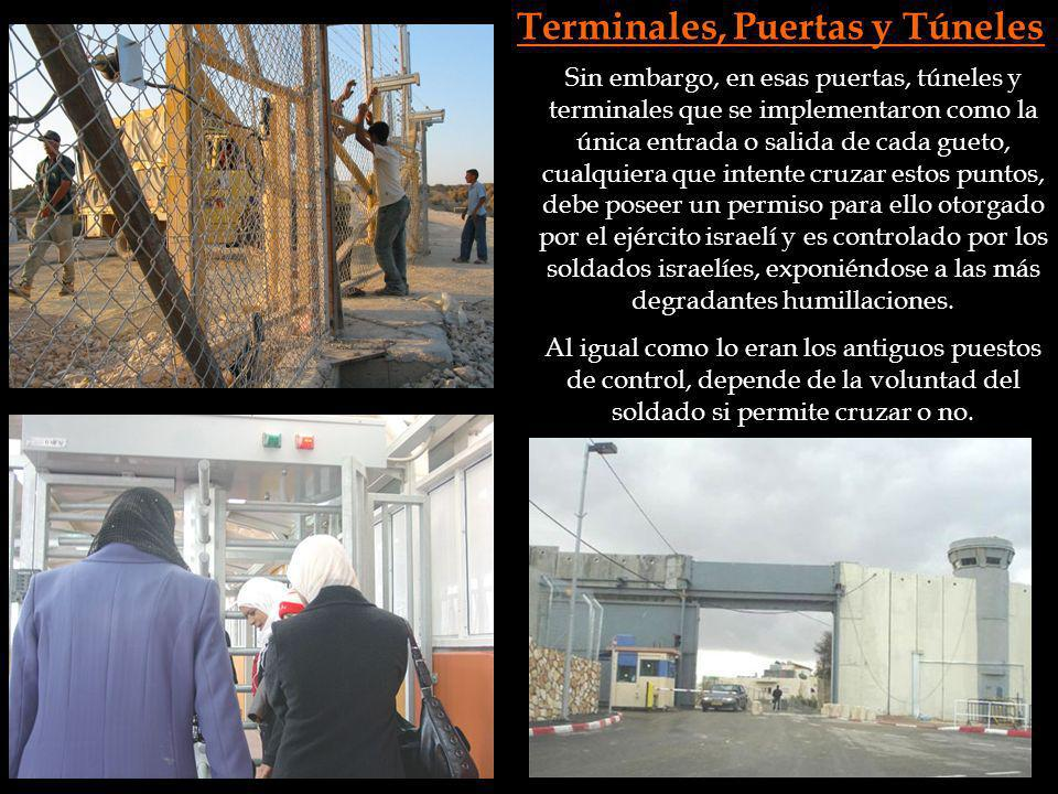 Terminales, Puertas y Túneles