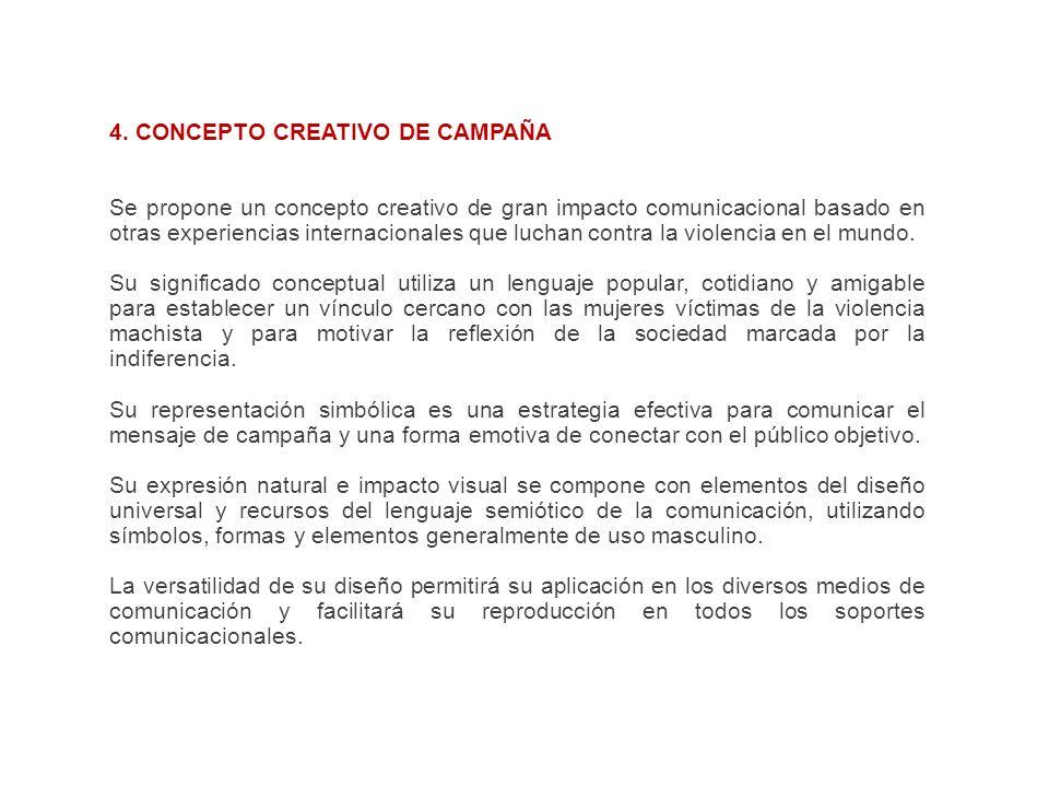 4. CONCEPTO CREATIVO DE CAMPAÑA