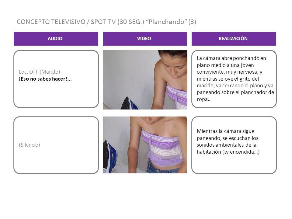 Campa a de sensibilizaci n sobre la no violencia contra la for Planchador de ropa