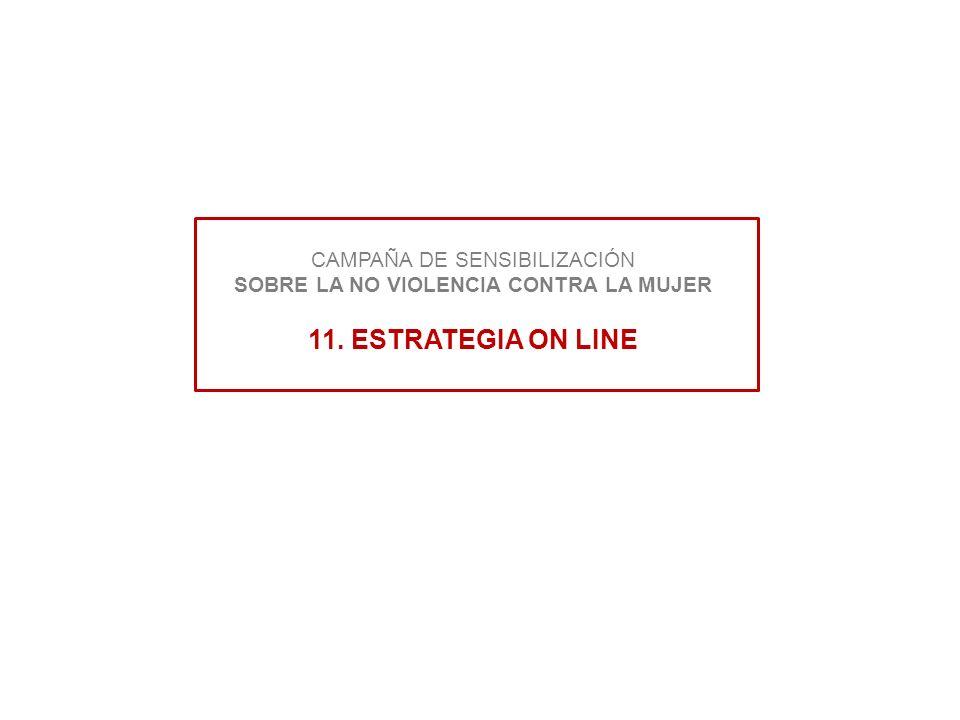 CAMPAÑA DE SENSIBILIZACIÓN SOBRE LA NO VIOLENCIA CONTRA LA MUJER 11
