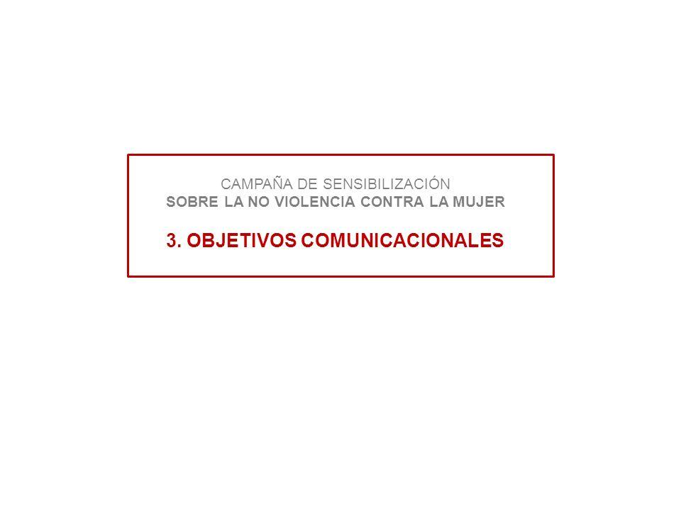 CAMPAÑA DE SENSIBILIZACIÓN SOBRE LA NO VIOLENCIA CONTRA LA MUJER 3