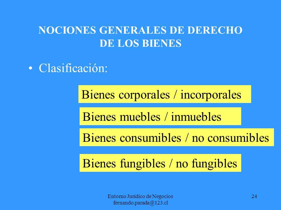 NOCIONES GENERALES DE DERECHO DE LOS BIENES
