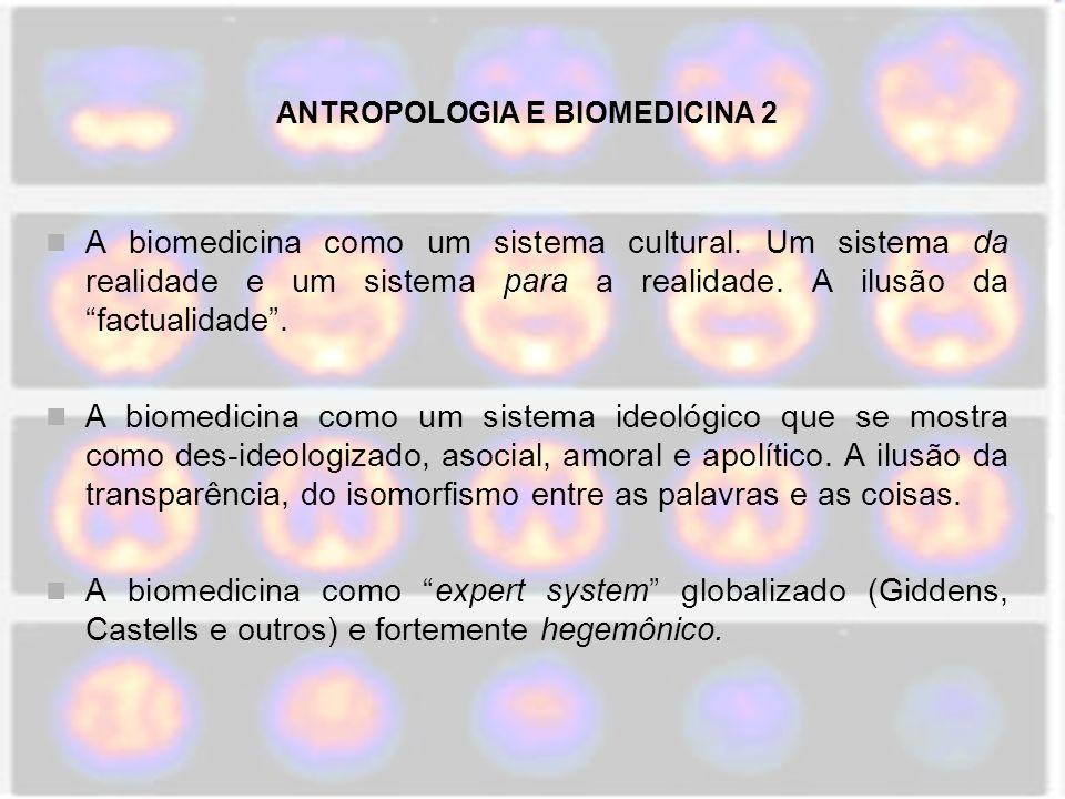 ANTROPOLOGIA E BIOMEDICINA 2