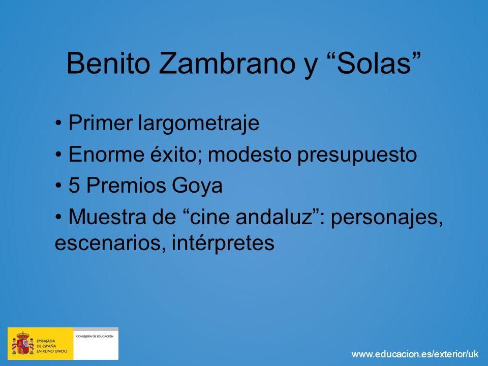 Benito Zambrano y Solas