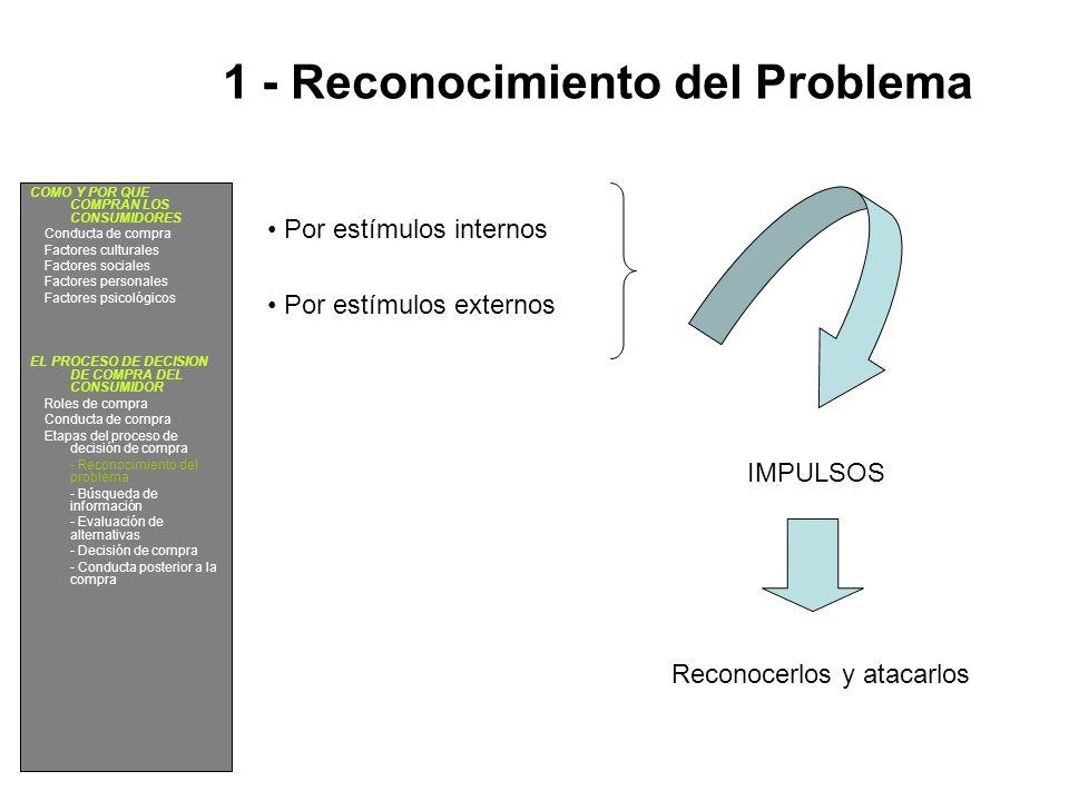 1 - Reconocimiento del Problema