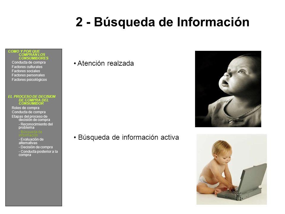 2 - Búsqueda de Información