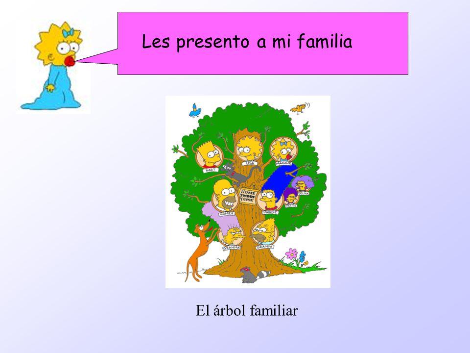 Les presento a mi familia