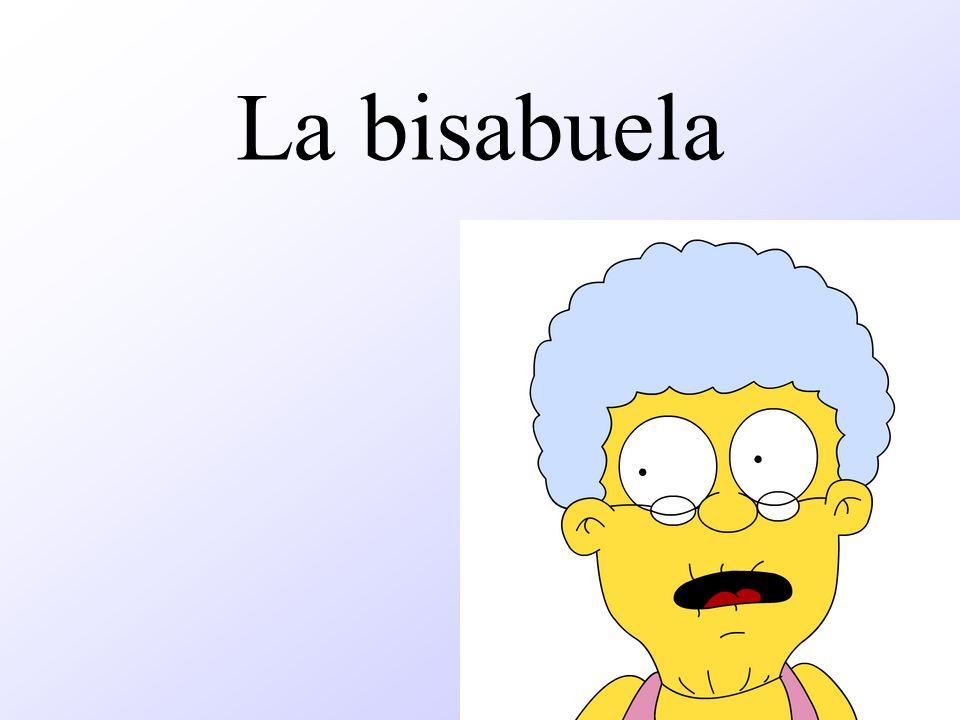 La bisabuela