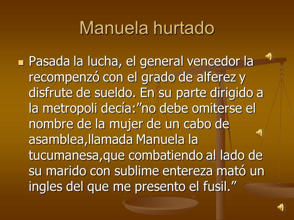 Manuela hurtado
