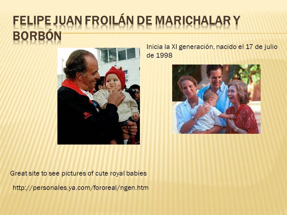 Felipe Juan Froilán de Marichalar y Borbón