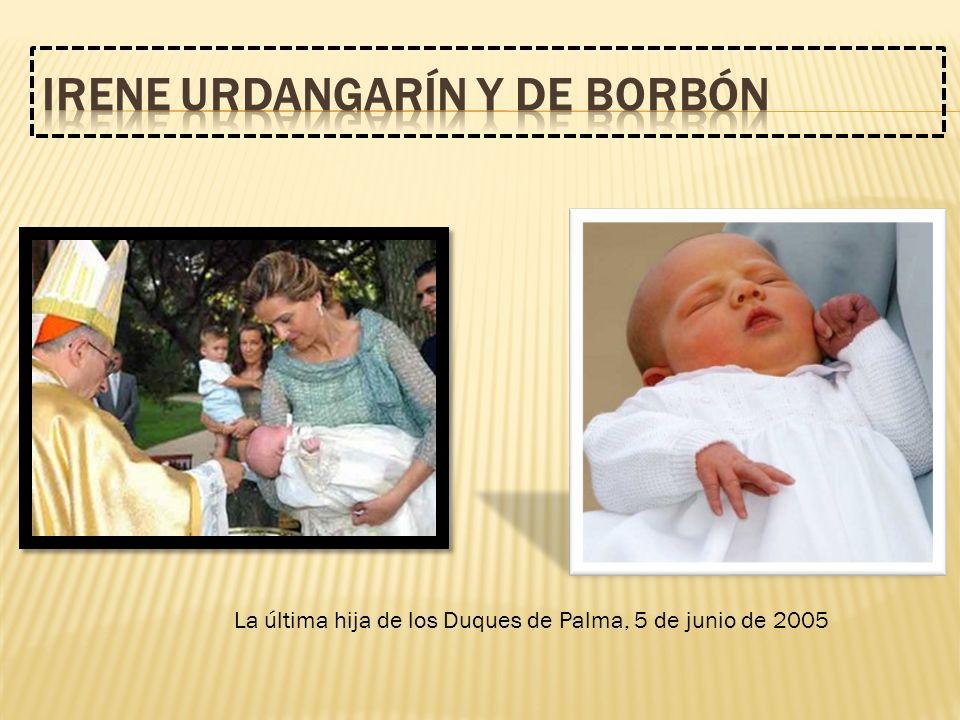 Irene Urdangarín y de Borbón