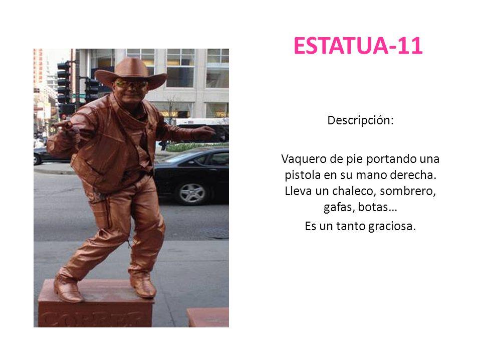 Estatua-11 Descripción: