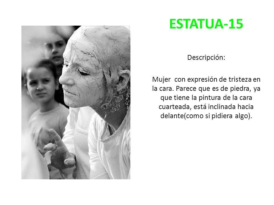 Estatua-15 Descripción: