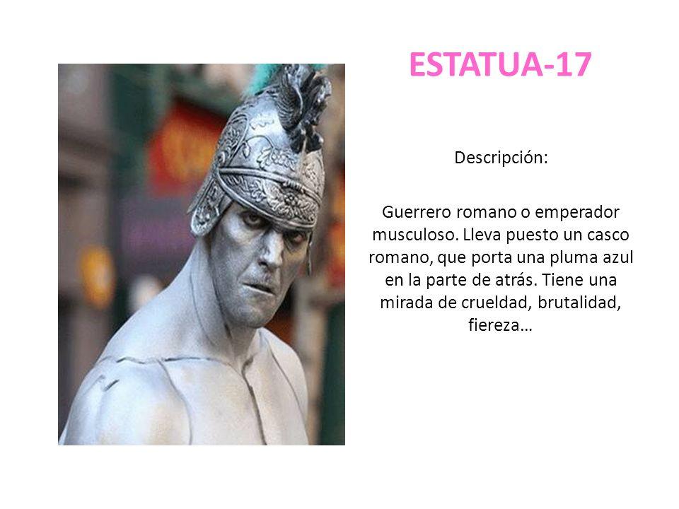 Estatua-17 Descripción: