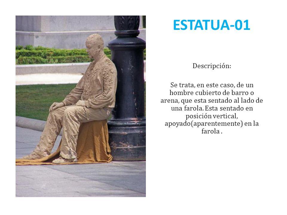 Estatua-01 Descripción: