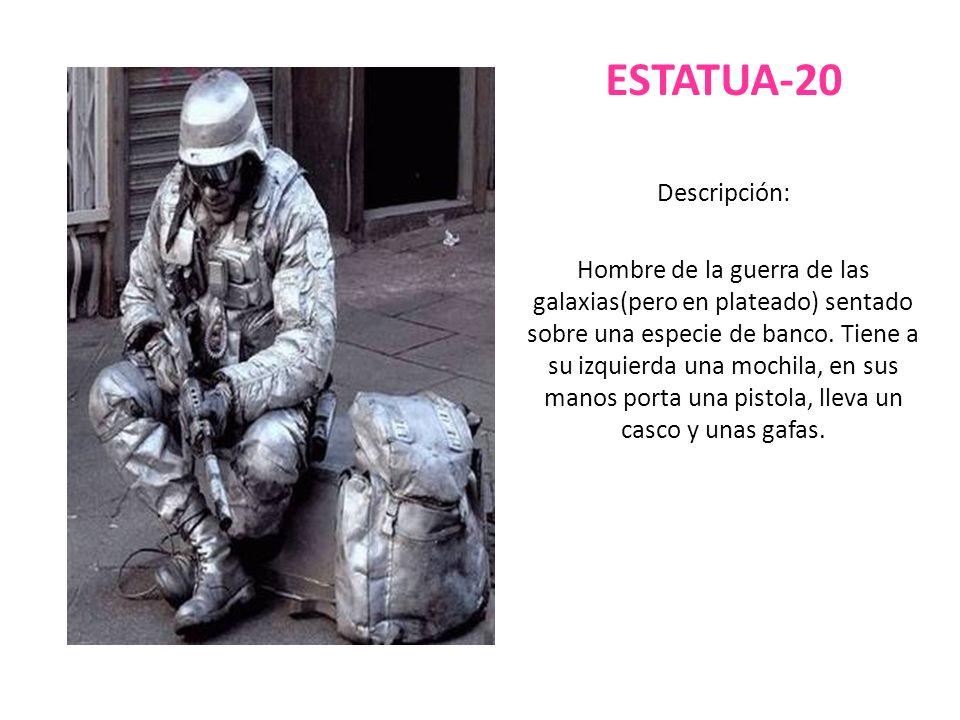 Estatua-20 Descripción:
