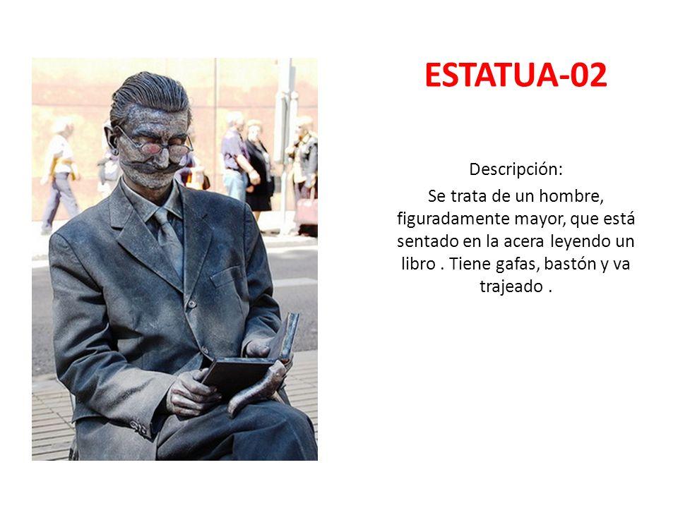 Estatua-02 Descripción: