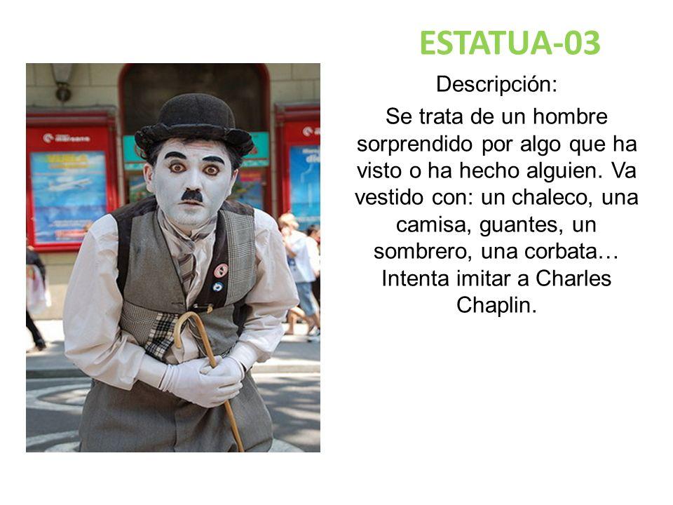ESTATUA-03 Descripción: