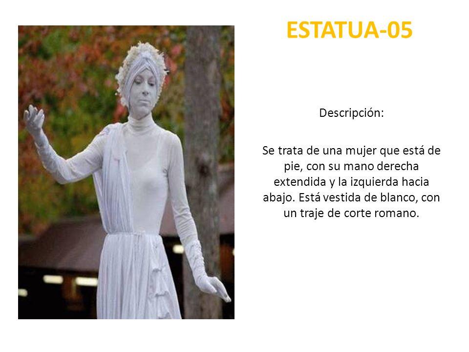 Estatua-05 Descripción: