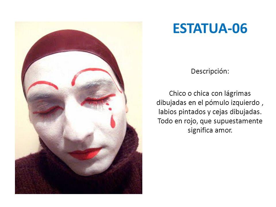 ESTATUA-06 Descripción: