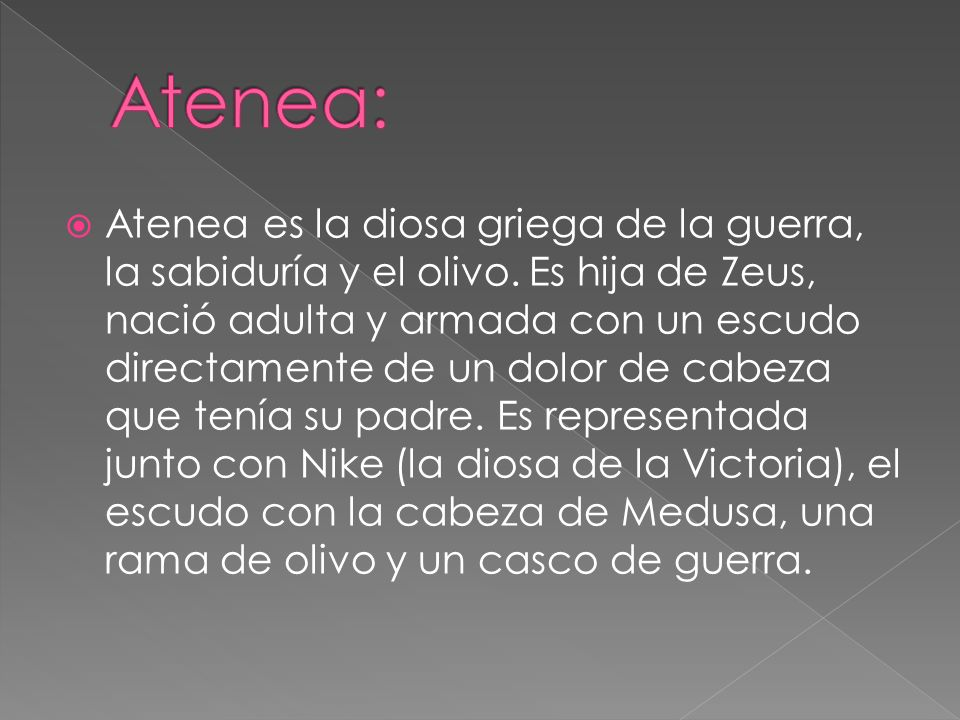 Atenea: