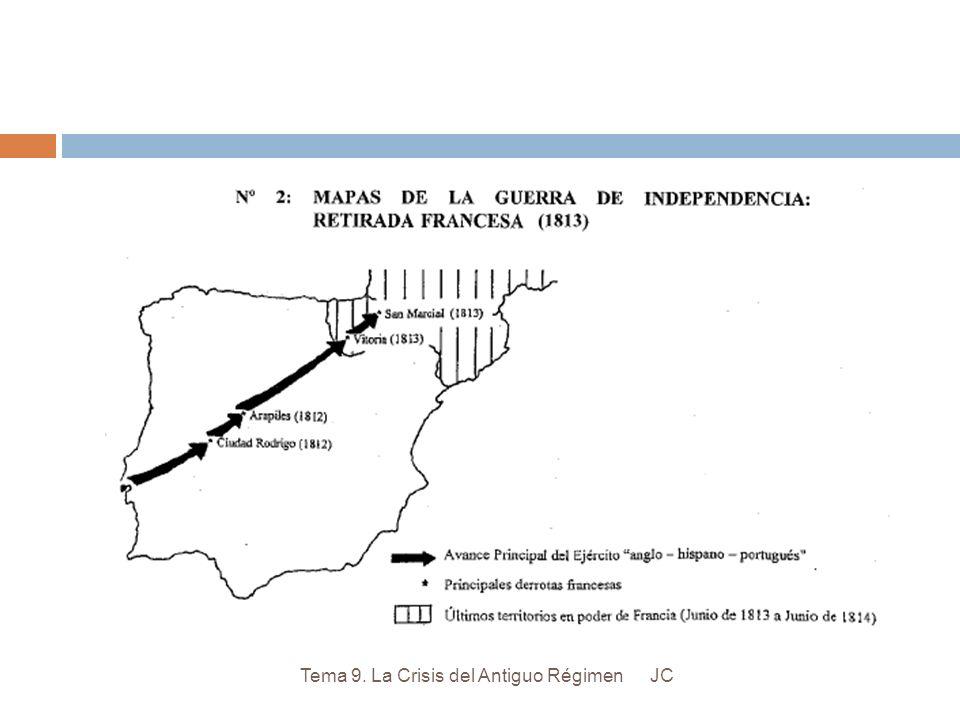 Tema 9. La Crisis del Antiguo Régimen