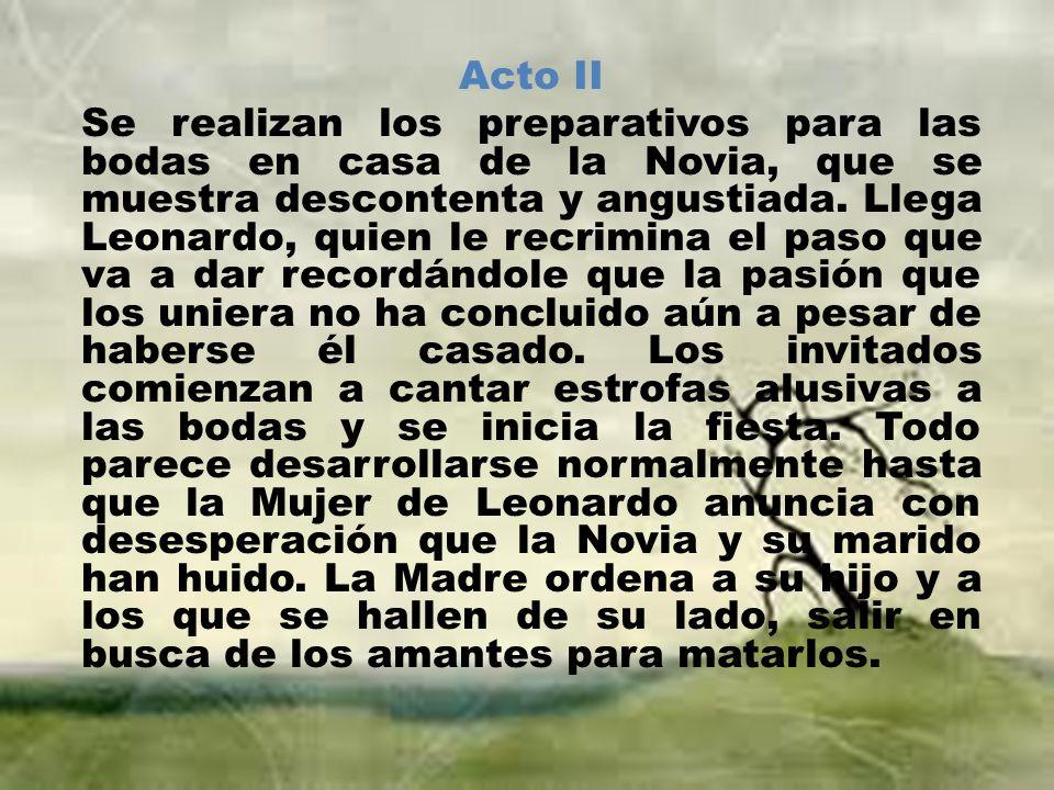 Acto II